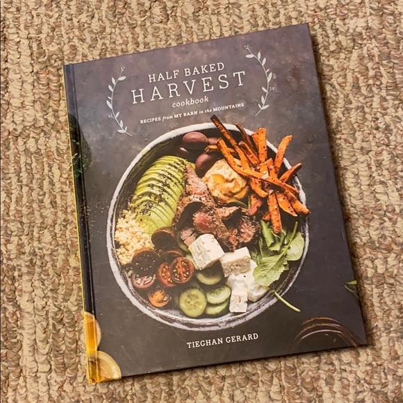 Kitchen Half Baked Harvest Cookbook By Tieghan Gerard Poshmark